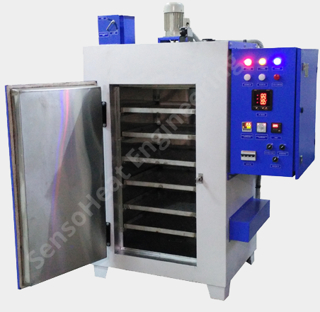 Ovens for Plastic / Rubber Industry