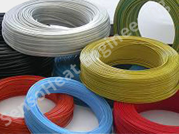 teflon wires/fiber glass wires