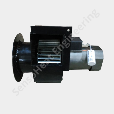 small capacity centrifugal blowers